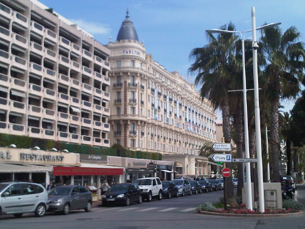 Carlton Hotel Cannes, France MIPTV