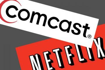 Comcast-netflix